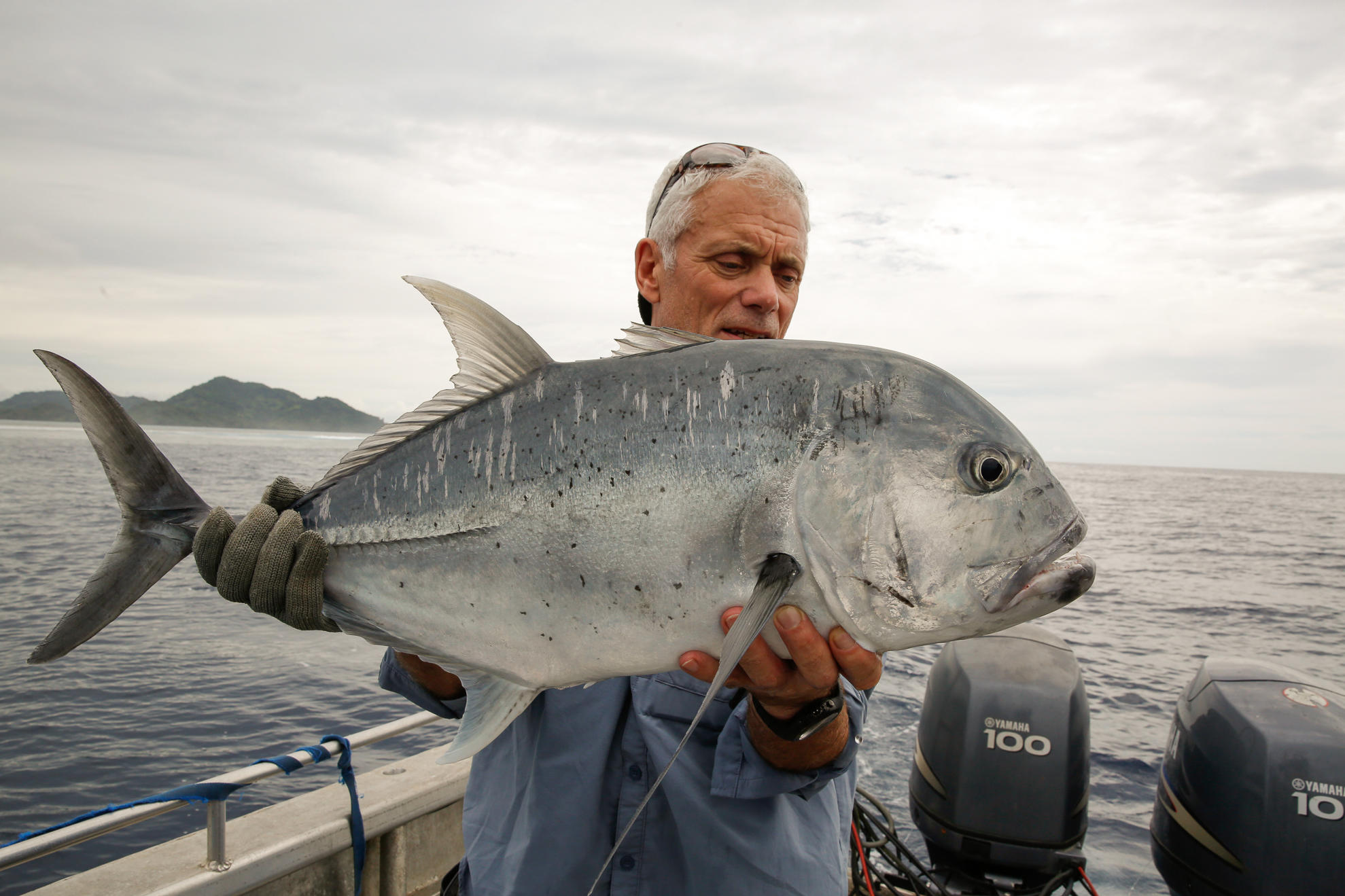 South Pacific Terrors Episode Photos River Monsters