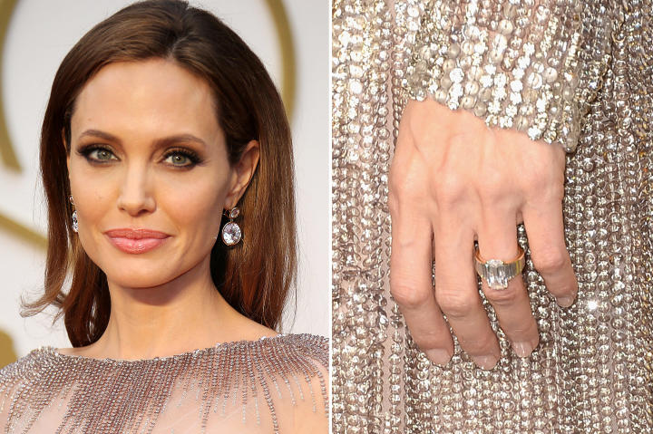 Celebrity Ring Bling Pictures