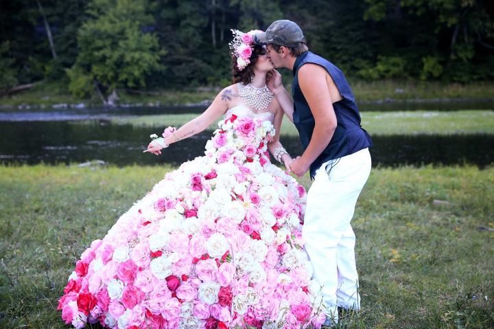 my big fat american gypsy wedding maquayla and yazzie