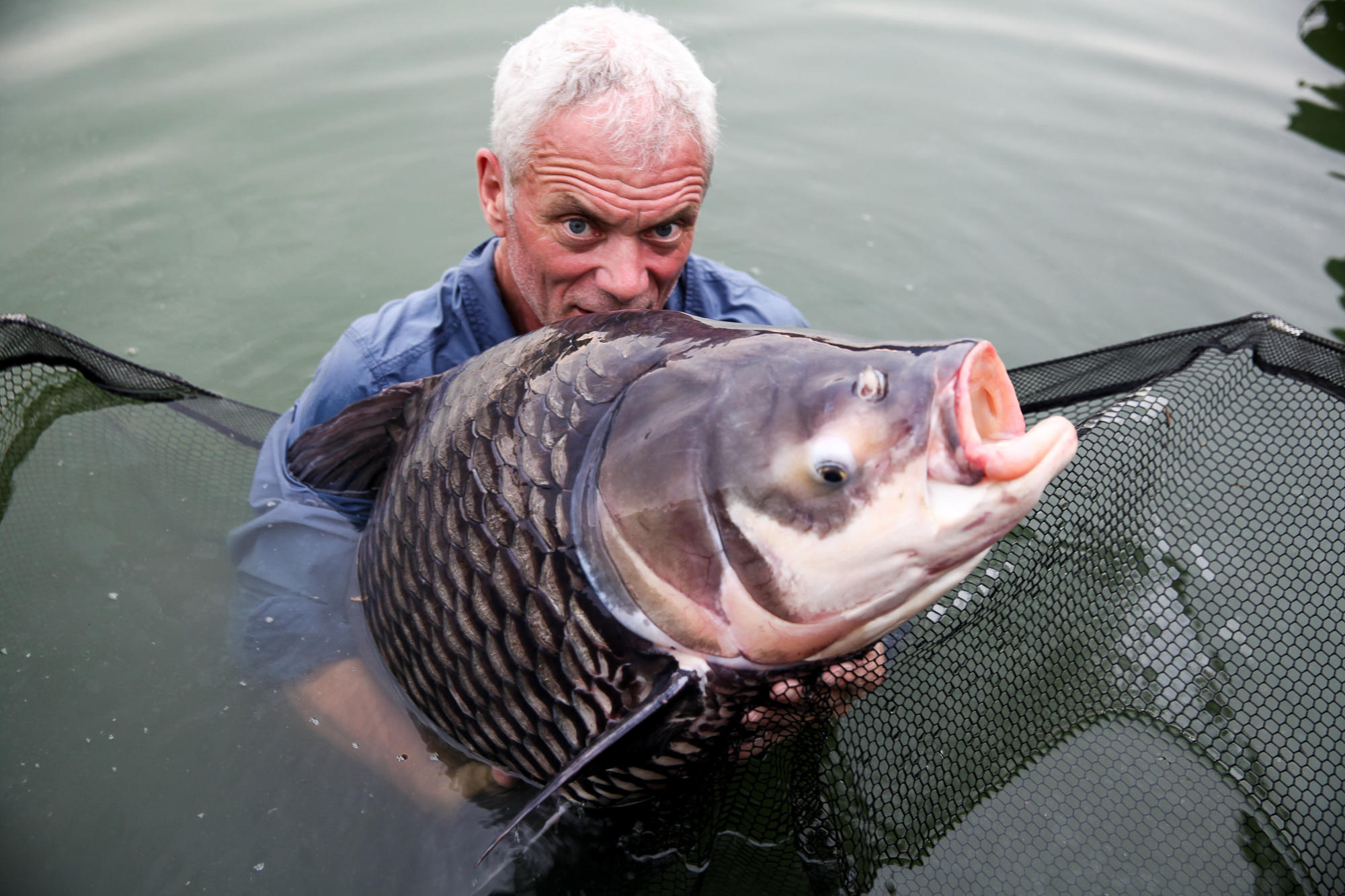 рыбалка с речными монстрами