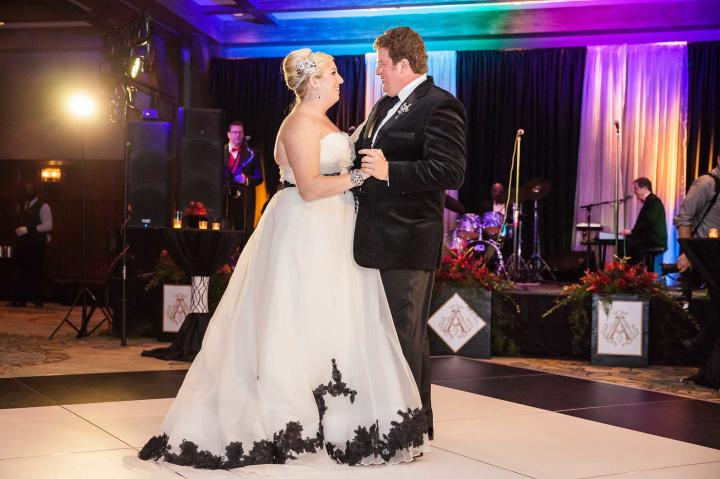 Cory and becca wedding
