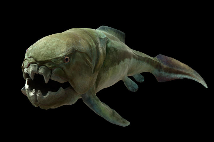 River Monsters, Prehistoric Terrors