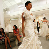 We've seen hundreds of gorgeous gowns this year on Say Yes to the Dres