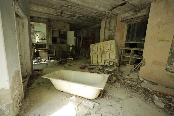 Mysteries of the Abandoned: Chernobyl