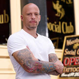 Ami James, shop owner