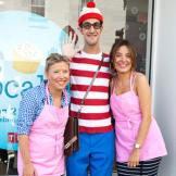 Where's Waldo? At Georgetown Cupcake!