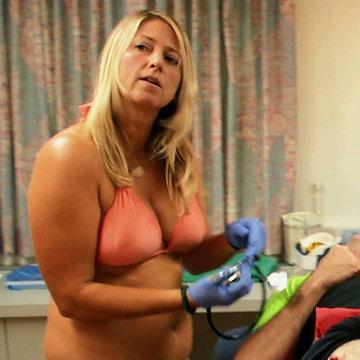 Dr. Bikini Saves the Day