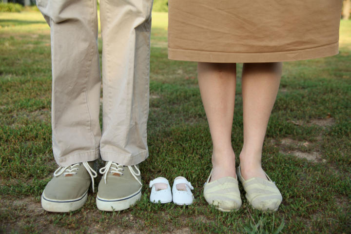 And a baby makes three! Jill and Derick are expecting a baby in spring 2015.