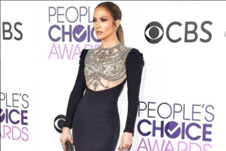 Jennifer Lopez 2017 PCA Awards