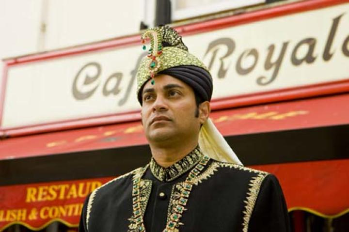 Prince Remigius of Jaffna: Age 47; from Sri Lanka; raised with strict protocol in search of a queen to continue the royal line.