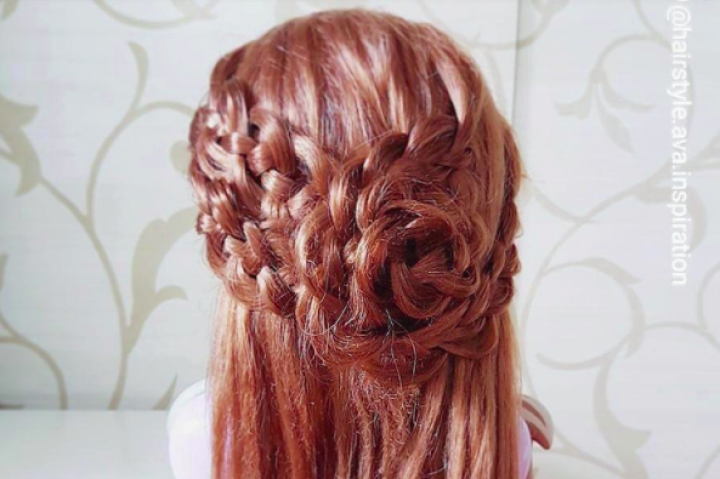 Braided Rosettes