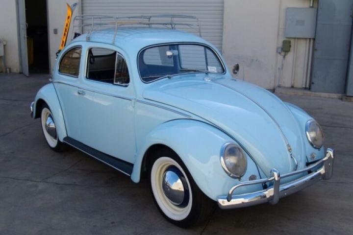Lot 354 - 1955 Volkswagen Beetle