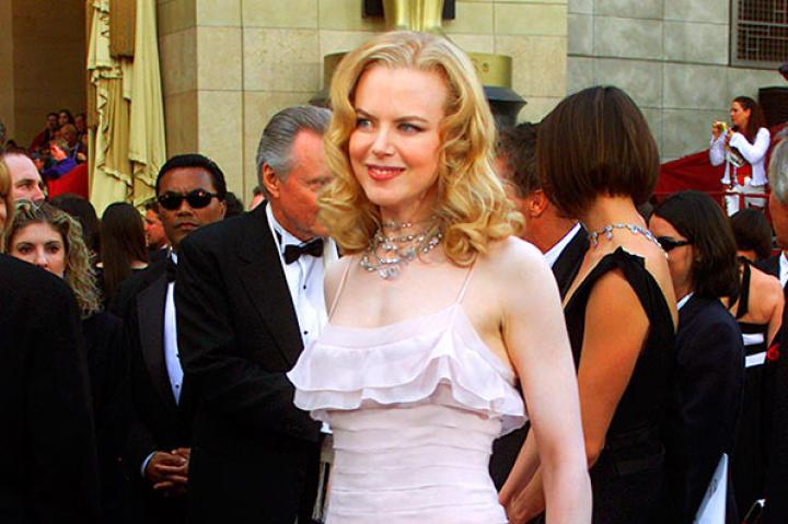 Clinton picks Nicole Kidman,