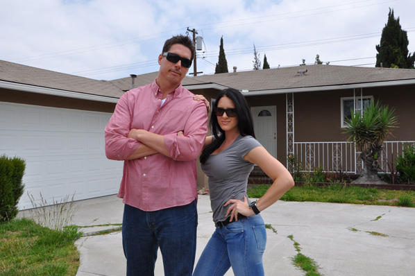 Property Wars buyers Curt and Christina plan to be a formidable team in the Arizona real estate market.