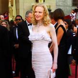 "Clinton picks Nicole Kidman, ""I can't recall a time when Nicole didn"