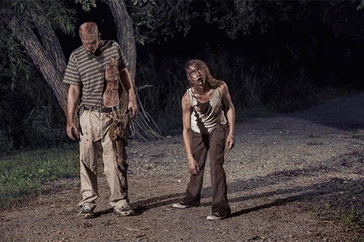 5. Go Zombie Fishing: