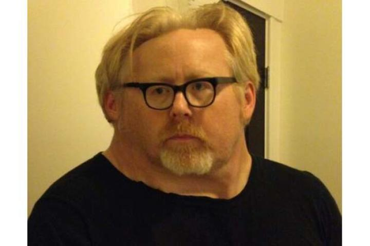 Cool!  I just unwrapped my face in panorama mode! From Adam Savage's Twitter feed. Follow