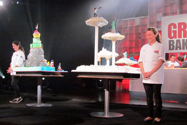 The Next Great Baker Season 2 Finale Cakes