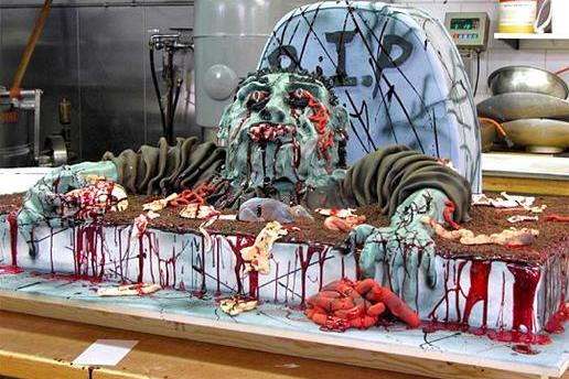 Buddy s Halloween Cakes  Cake Boss Halloween Cakes