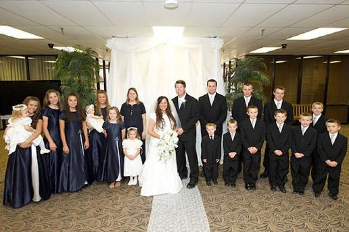 "Duggars Say ""I Do"" (Again!)"