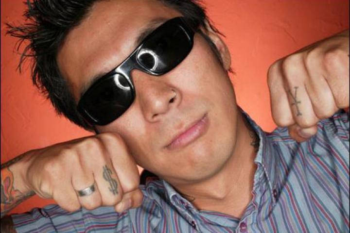 Yoji Harada from Miami Ink.
