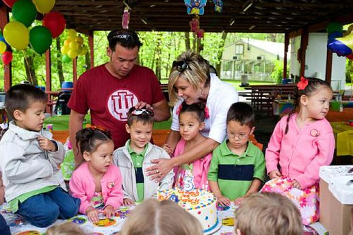 The Sextuplets Turn 5