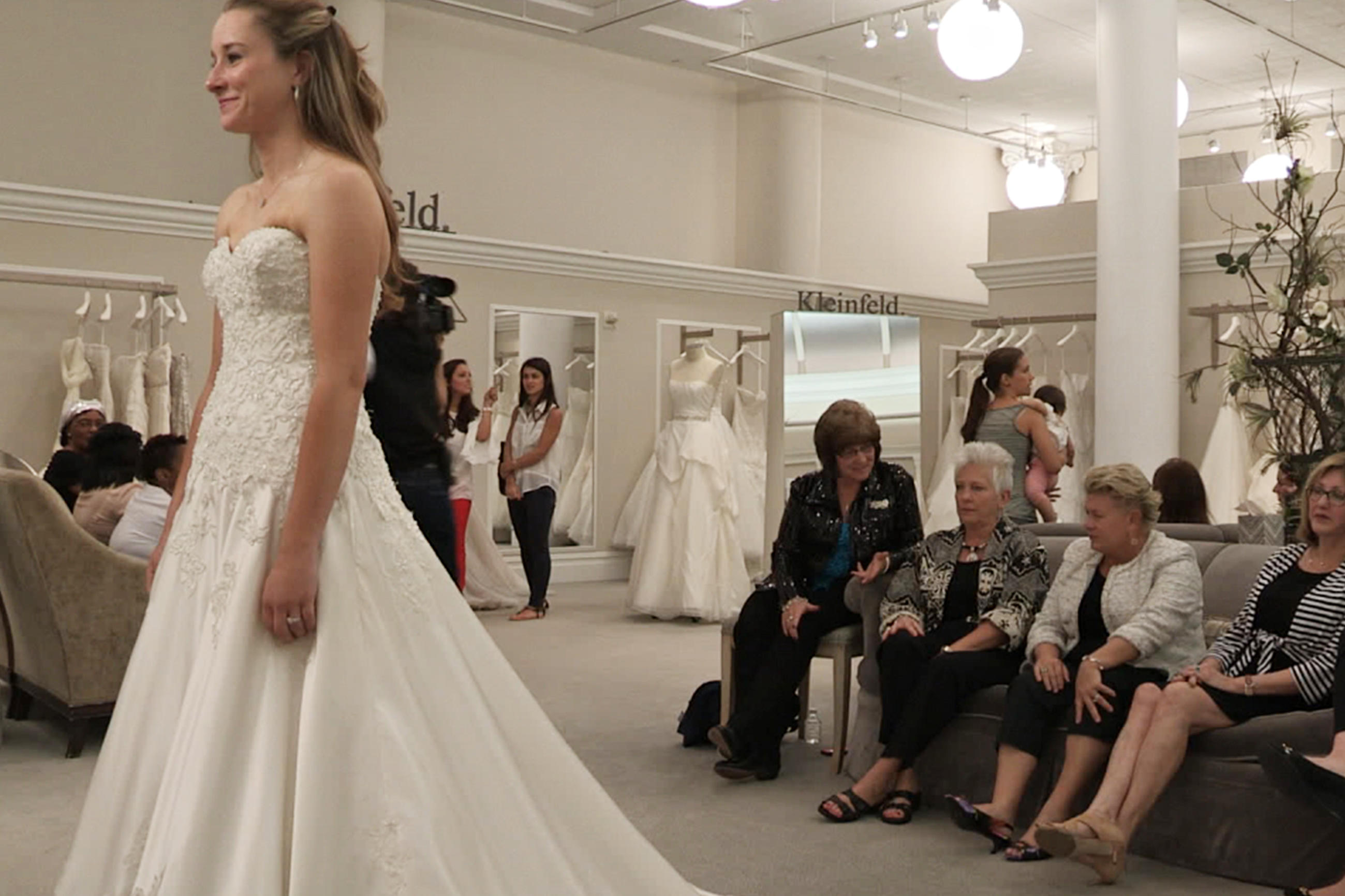 Featured wedding dresses part say yes to the dress tlc