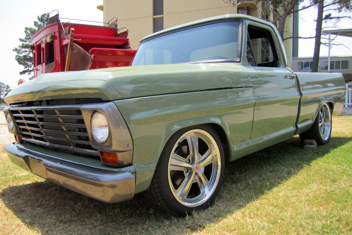 1968 Ford F-100 AFTER
