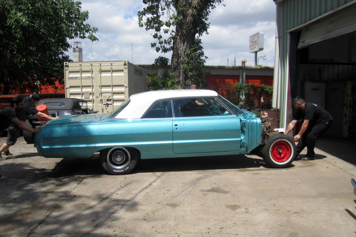 1964 Chevy Impala AFTER