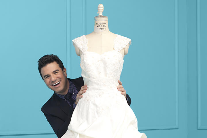TLC fans know Sam Saboura as the contemporary bridal stylist on 'Something Borrowed, Something New.' However, Sam's fashion expertise extends beyond the wedding aisle. He also has an eye for the red carpet, having styled celebrities as a personal shopper in LA.