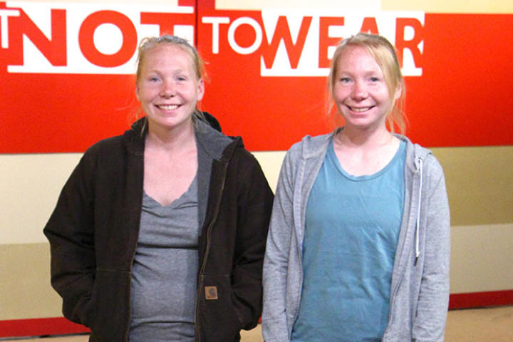 Twin sisters Molly and Mandy still dress alike, but have totally different lives--one is a new mother and the other is a single girl building her career.
