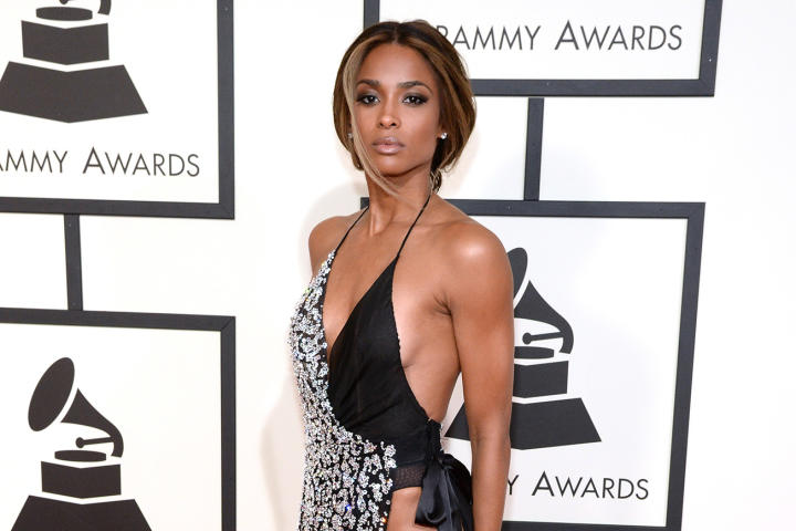 Grammy Awards 2016 Ciara