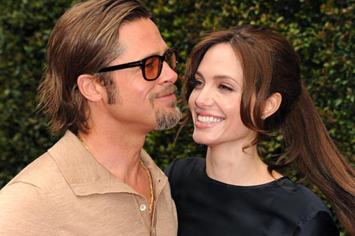 Brad Pitt and Angelina Jolie might be the world's most beautiful and most philanthropic couple. Big hearts, big stars!