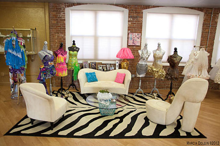 Take a tour of Sondra's shop!