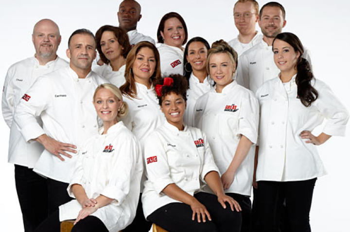 Meet the Season 2 Next Great Baker contestants!