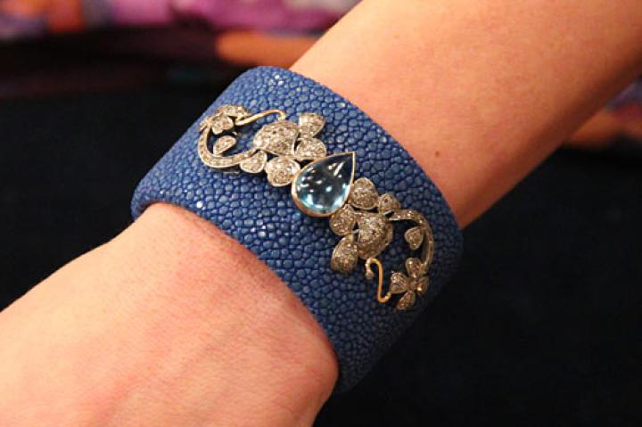 Stingray cuff by Love/solasr.com