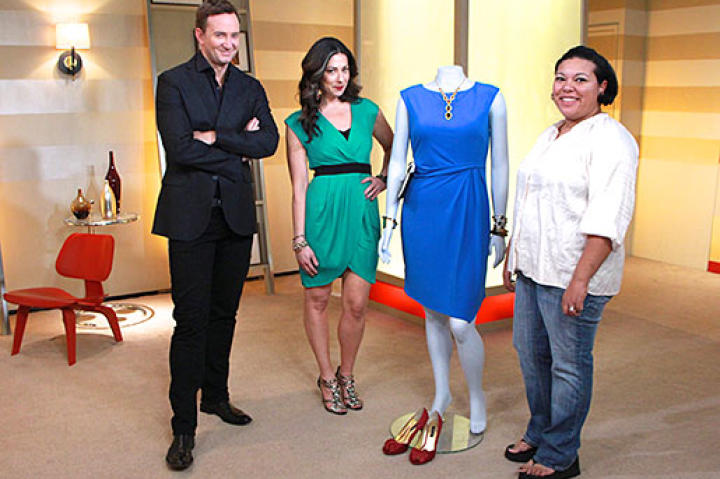 Can Stacy and Clinton help this pageant mom discover a style for her new plus-size body?
