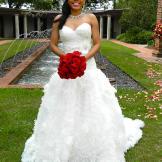 Michelle's Wedding Dress