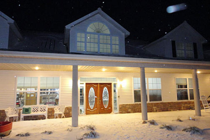 Welcome to the lovely home of the Duggar family!
