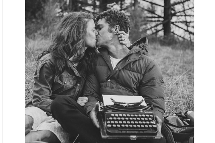 Jeremy Roloff and Audrey Botti (