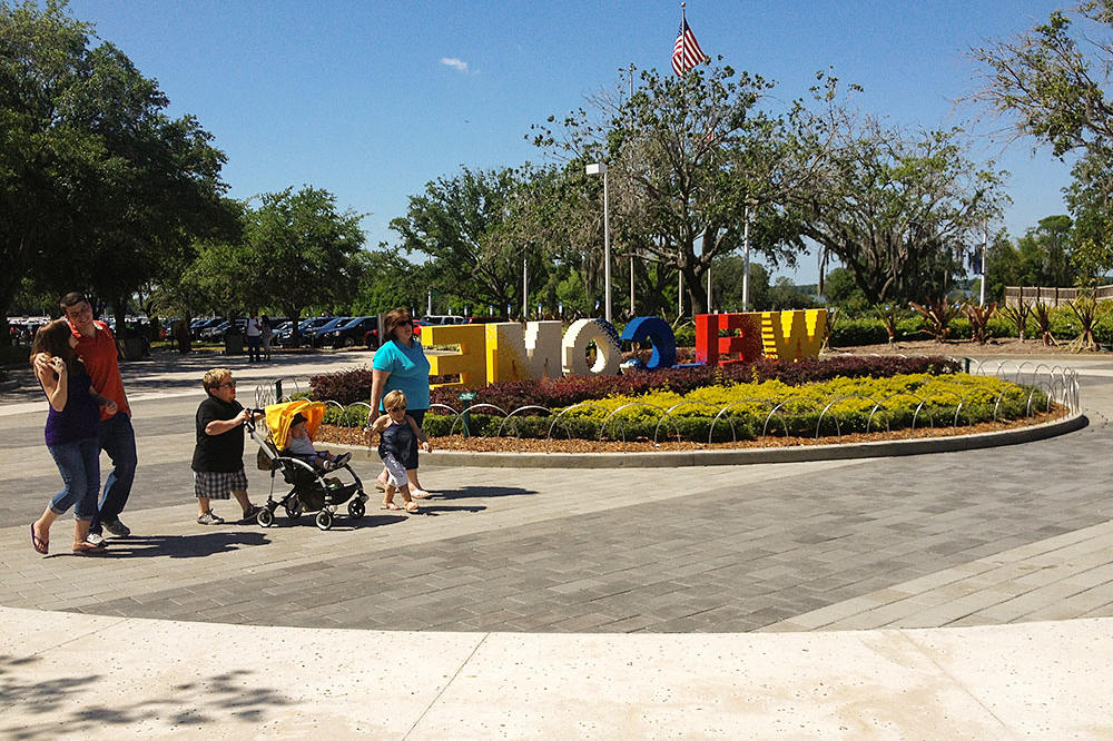 Welcome to Legoland, time for some fun!