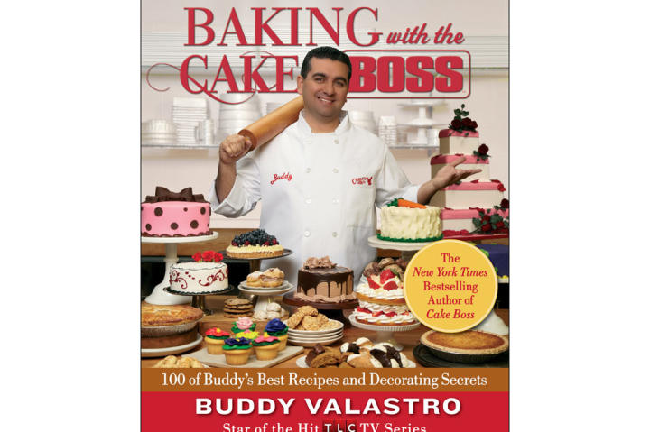 Ever wished you could make and decorate cakes like Buddy and his team? Then you need his 2011 cookbook