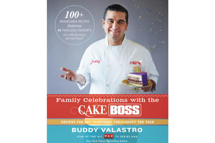 In Family Celebrations with the Cake Boss (available in November at