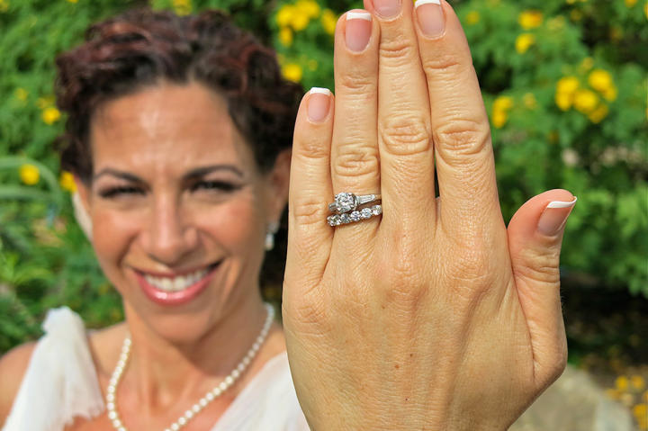 Nicole's Wedding Ring