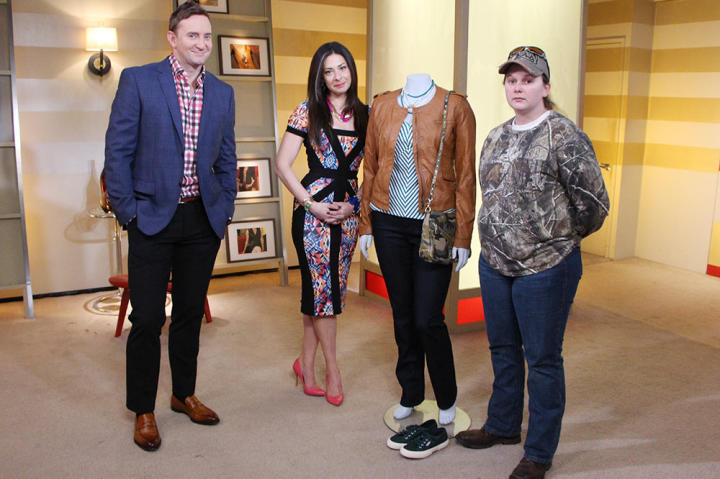 Can Stacy and Clinton help Courtney target a youthful, feminine look?