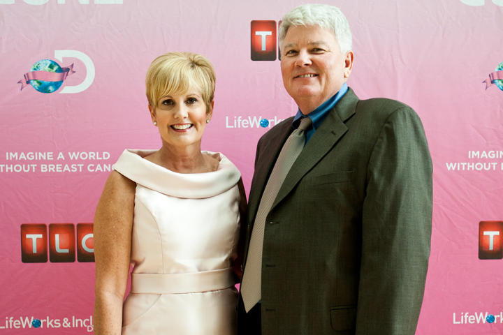 One year after being diagnosed with breast cancer, Lori Allen is sharing her story on