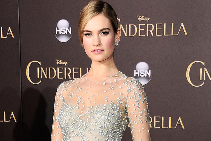 best-red-carpet-looks-2015-lily-james