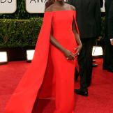 Lupita Nyong 'o in Ralph Lauren