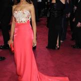 Kerry Washington in Miu Miu at the Oscars