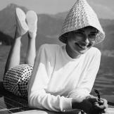 "Clinton picks: ""Audrey Hepburn. Any Top Ten style icon list that"